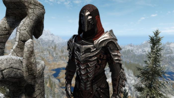Kynreeve Armor mod Skyrim
