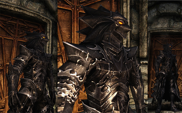 Knight of Thorns Armor mod