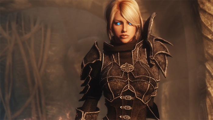 Demon Hunter Armor mod