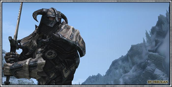 Dragonbone Ebonsteel Armor mod