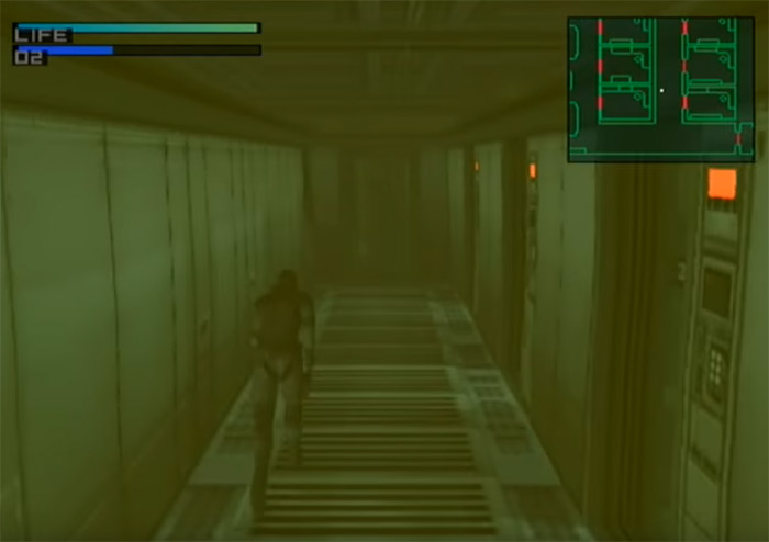 MGS The Twin Snakes