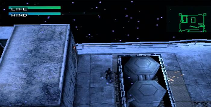 Metal Gear Solid 1998