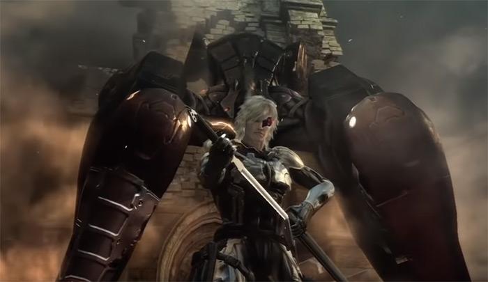 Metal Gear Rising 2013