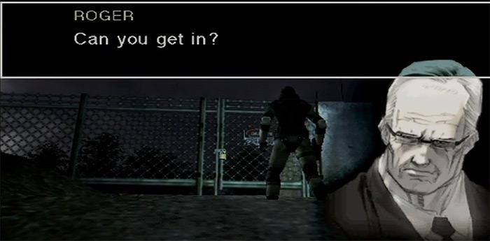 Metal Gear Acid screenshot