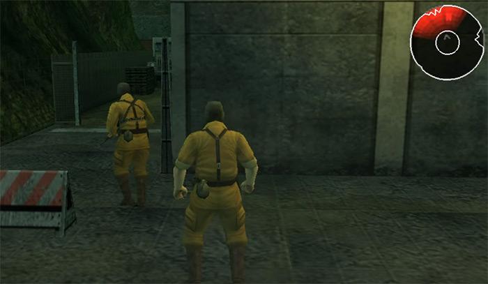 MGS Portable Ops Screenshot