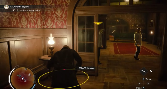 AC Syndicate gameplay
