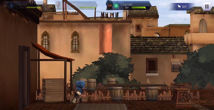 AC Rebellion gameplay