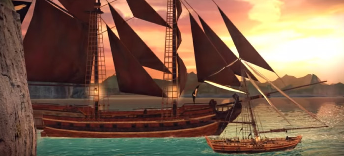 AC Pirates 2013 game