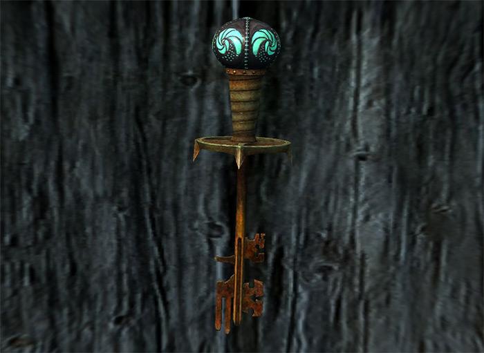 Skeleton Key in Skyrim