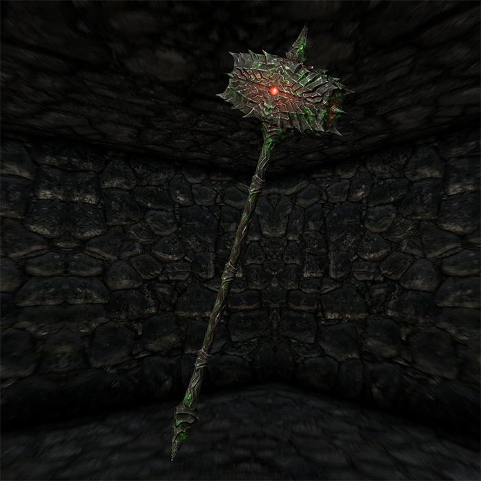 Volendrung in Skyrim