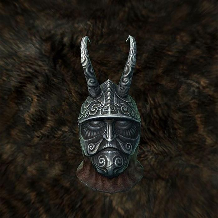 Masque of Clavicus Vile in Skyrim