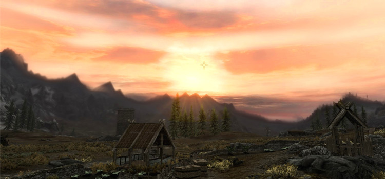 Best Free Weather Mods for Skyrim