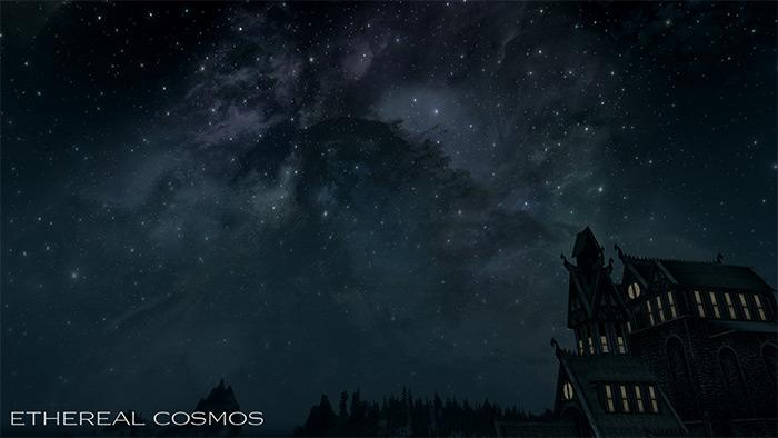 Ethereal Cosmos Skyrim mod