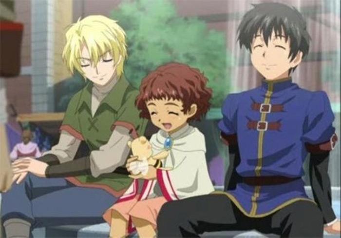 Kyou kara Maou fantasy anime