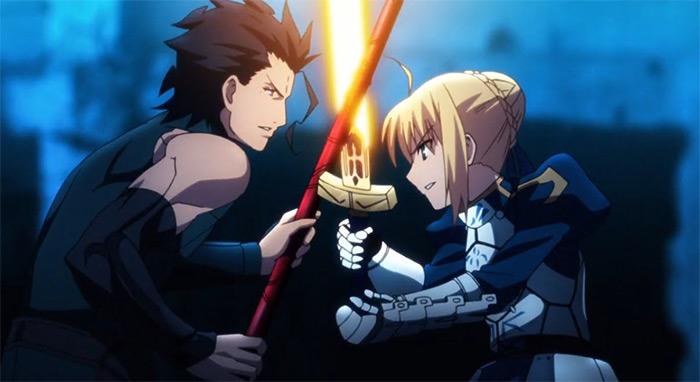 Fate/Zero anime