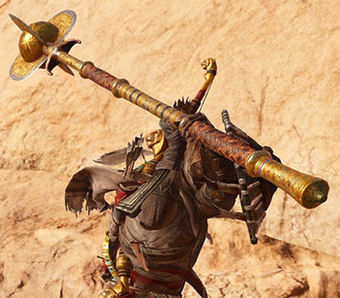 Lord of Thebes in AC Origins