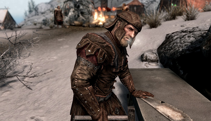 Imperials, best race to play in Skyrim