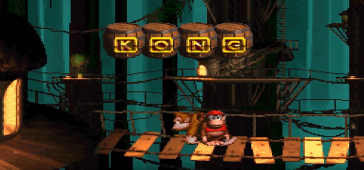 15 Best Songs From The Donkey Kong Country Trilogy