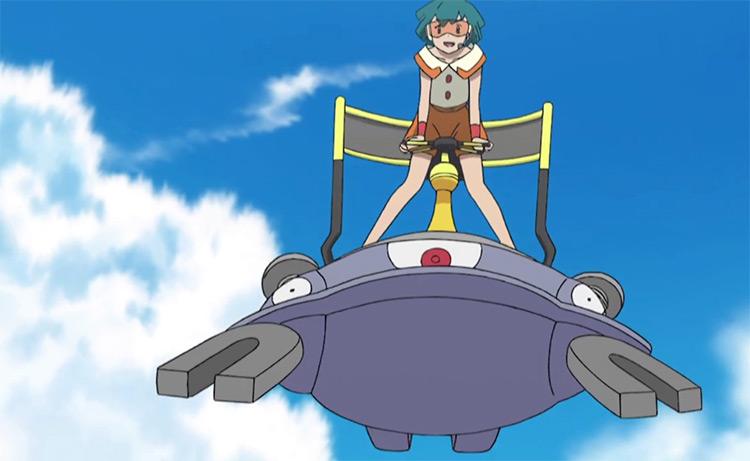 Magnezone Pokemon in anime