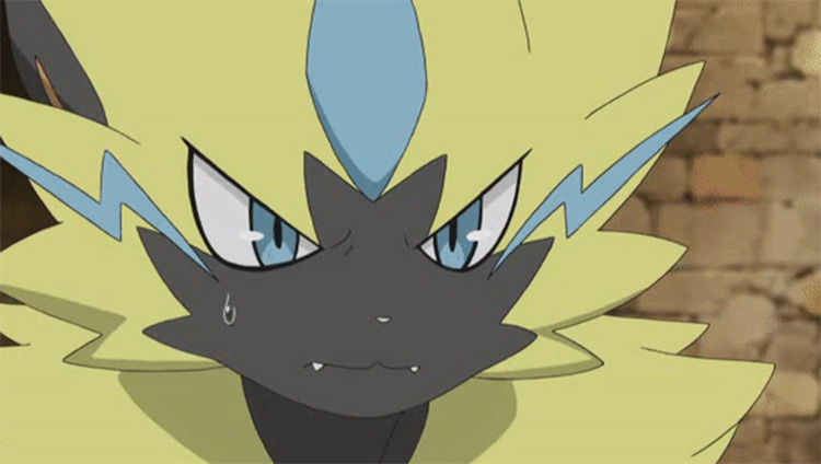Zeraora Pokemon