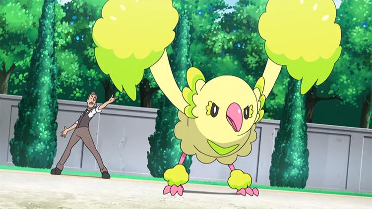 Oricorio pompom pokemon