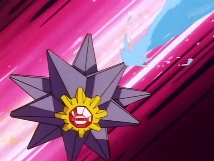 Starmie Pokemon anime