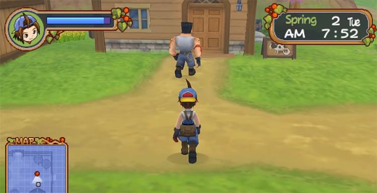 Hero of Leaf Valley screenshot