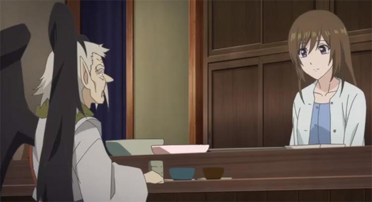 Kakuriyo no Yadomeshi anime screenshot