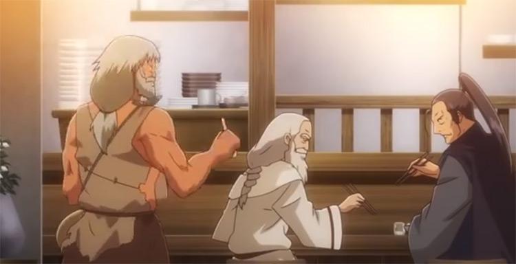 Isekai Shokudou anime