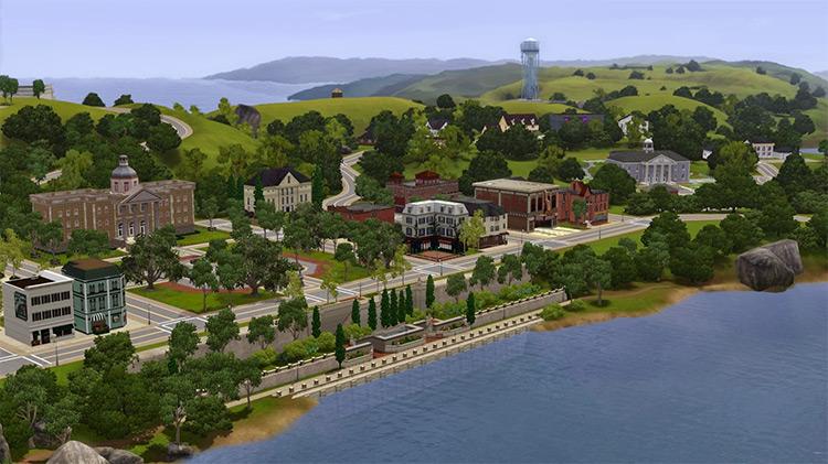 Twinbrook Sims 3