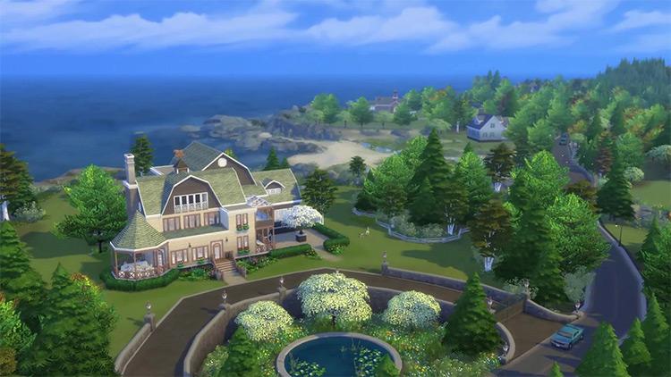 Brindleton Bay Sims 4