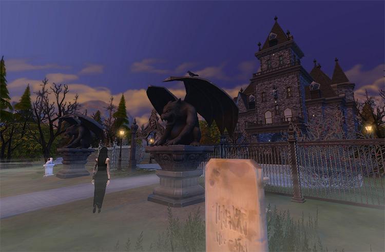 Forgotten Hollow Sims 4