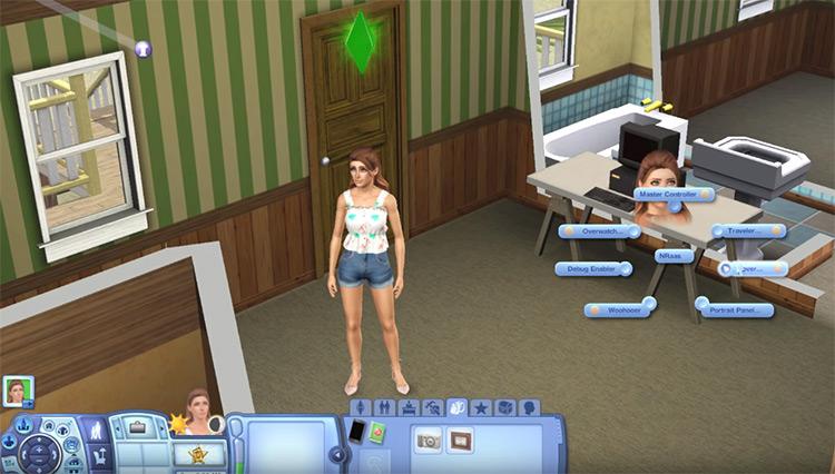 Overwatch Sims 3 mod