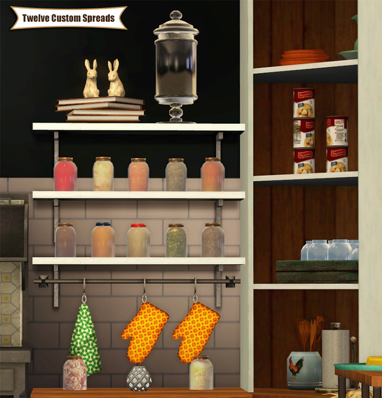 Canning Station Overhaul Sims 3