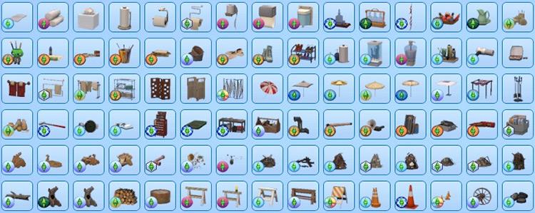 Like4Like Build Buy Mode Sims3