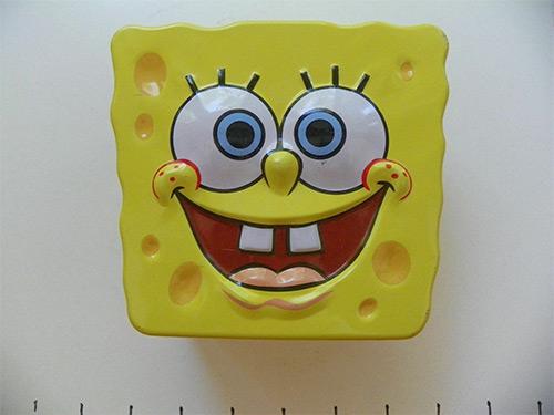 SpongeBob coin bank