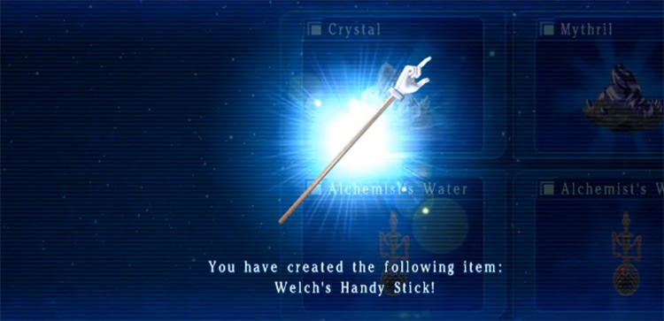 Welchs Handy Stick from Star Ocean 5
