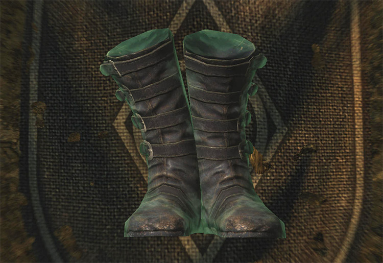 Guild Master's Boots Skyrim