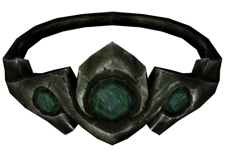 Jade and Emerald Circlet Skyrim
