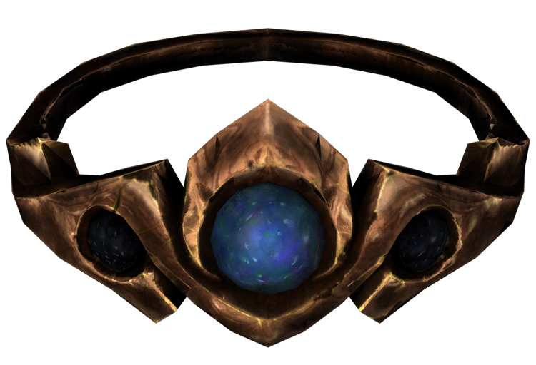 Copper and Moonstone Circlet Skyrim