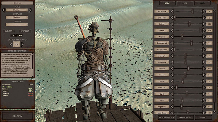 Interesting Recruits Kenshi mod
