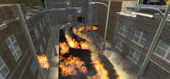 Postal 2 - streets on fire, PC screenshot
