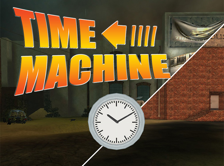 Time Machine mod Postal 2