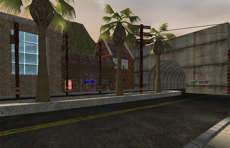 Lost Island mod in Postal 2