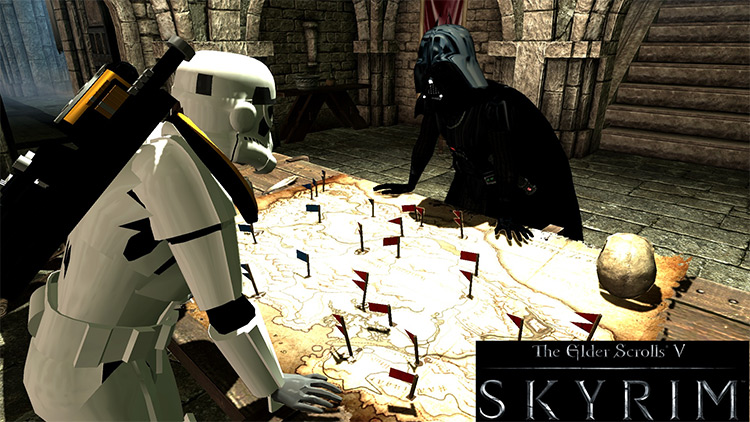 Star Wars Mod Collection for Skyrim