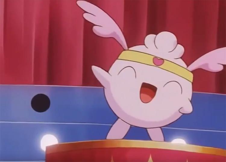 Igglybuff baby Pokemon in the anime