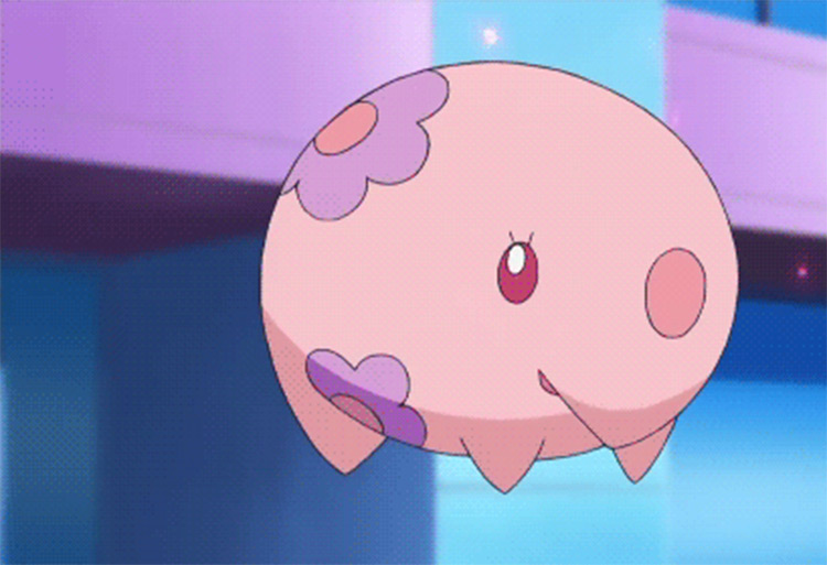 Munna in the anime