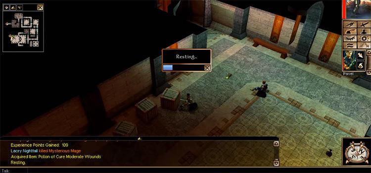 Neverwinter Nights 1 screenshot