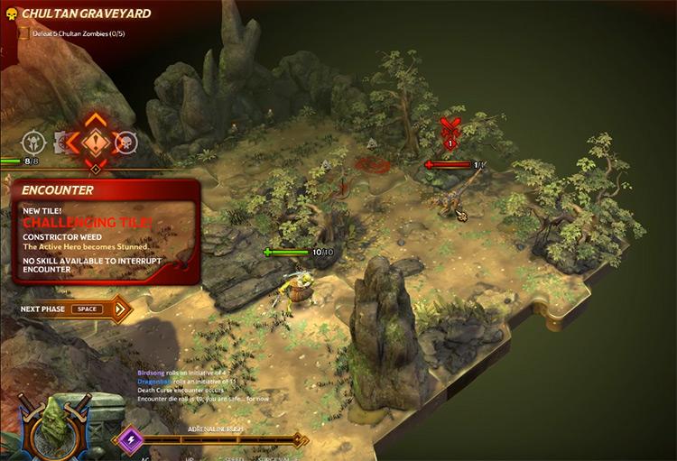 Tales from Candlekeep DnD game screenshot