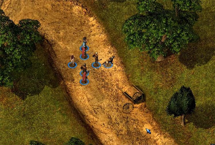 Temple of Elemental Evil screenshot